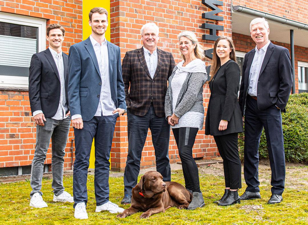 Das Team von Dahmke & Söhne